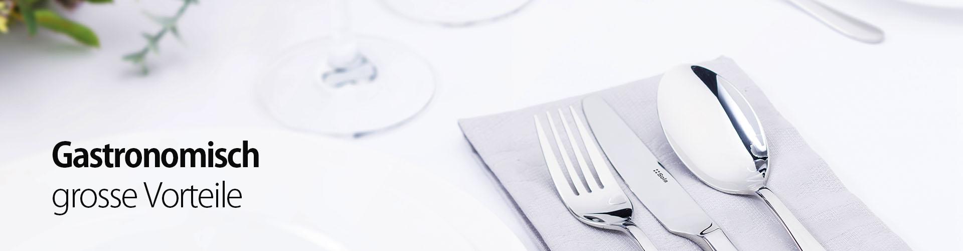 Gastronomisch grosse Vorteile